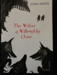 The Wolves of Willoughby Chase by Joan Aiken Vintage Classics children's book