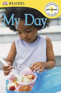 My Day photo board book Dorling Kinderlsey