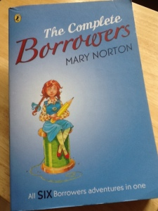The Complete Borrowers by Mary Norton Puffin edition